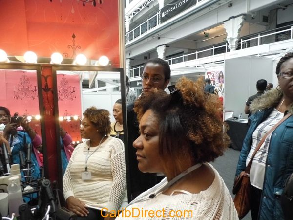 Afro Hair & Beauty 2014