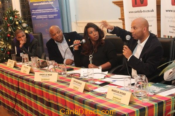 Caribbean (In)visibility on British Television 2013