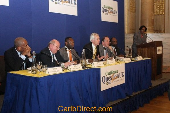 Caribbean Question Time