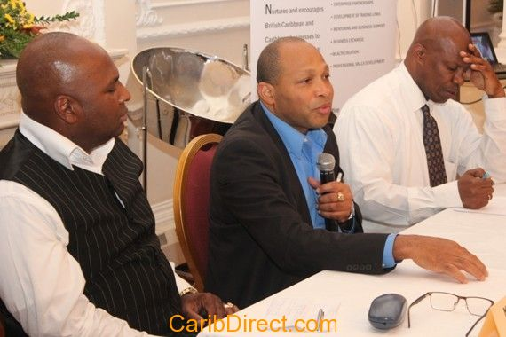 CENUK Business & Networking Meeting 2013