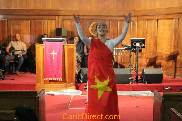 Guyana Mission Book Launch