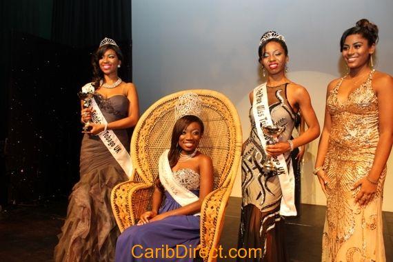 Miss Trinidad & Tobago 2013