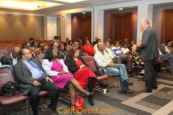 UWP UK Town Hall Meeting 2013