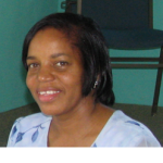 Staff writer Eunice Nisbett