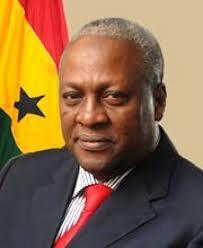 President John Dramani Mahama. Photo courtesy vibeghana.com