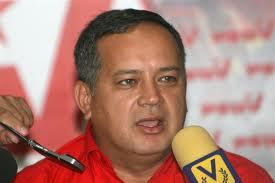Diosdado Cabello. Photo courtesy noticiaaldia.com