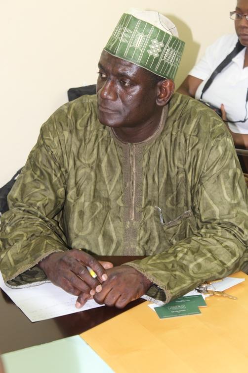 Minister / Head of Chancery Nigeria High Commission Umar Z. Salisu