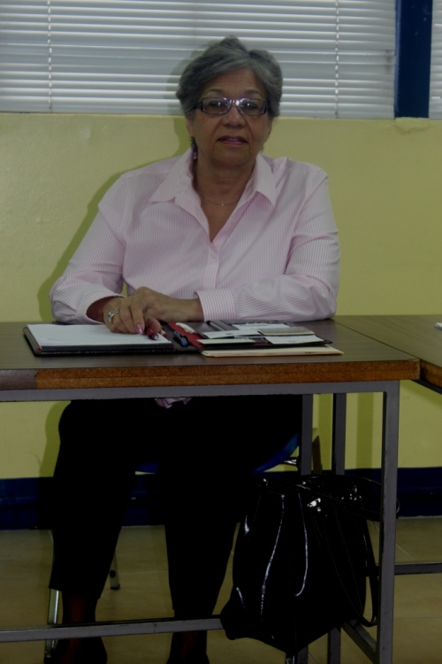Mrs Alicia Browne