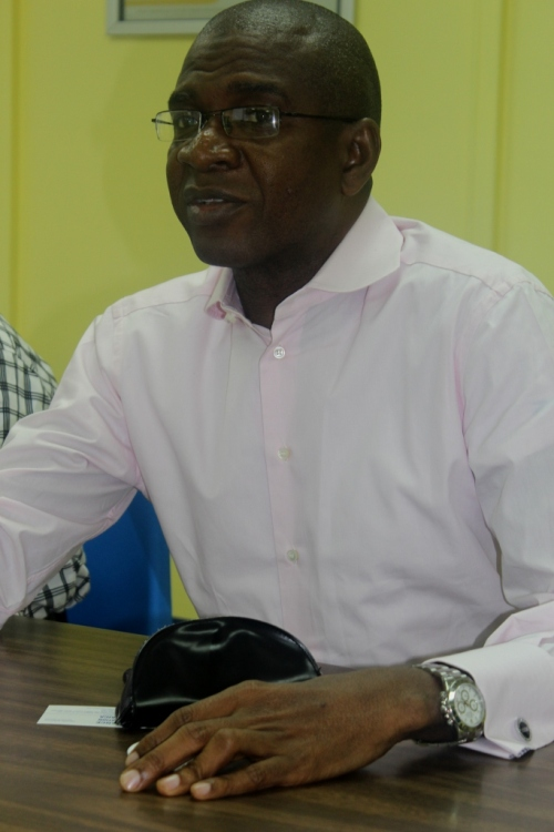 Bola Akindele pleased with proceedings