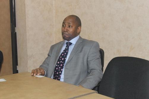 Mr Del Atah, Managing Director Zeraxis