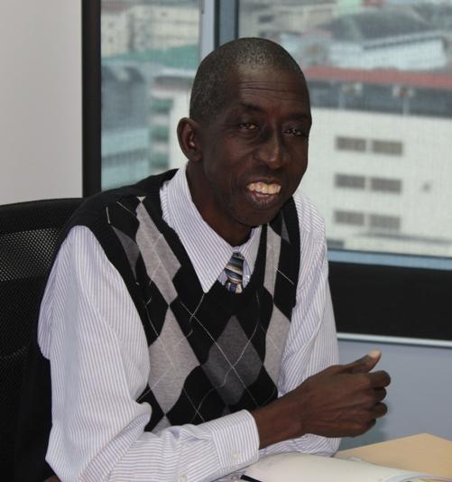 Director of Investment Mr Wayne Punnette