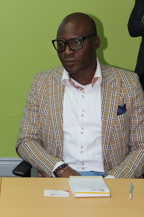 Mr Femi Niyi, Executive Director ( Projects , Strategy and Research, Courteville Business Solutions PLC,