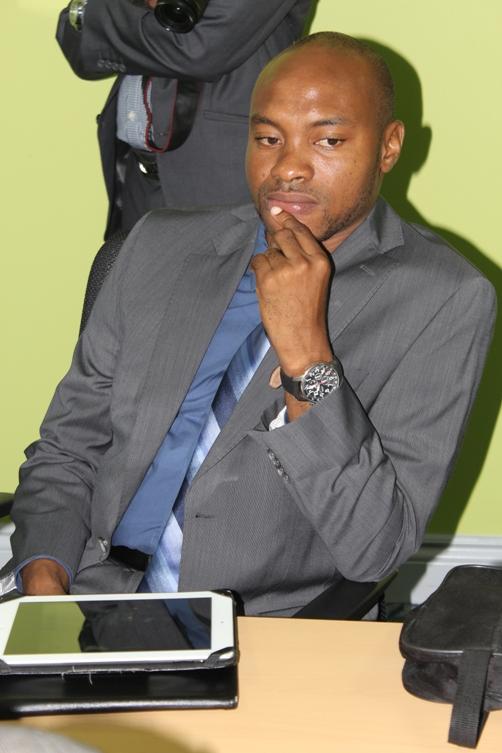 Mr Moriba Baker, Priority First Trinidad & Tobago representative