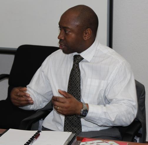 Zeraxis Managing Director Del Atah