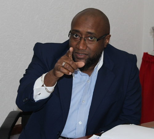 Mr Jerome Chambers, Chief Executive Officer, Going Global Ltd