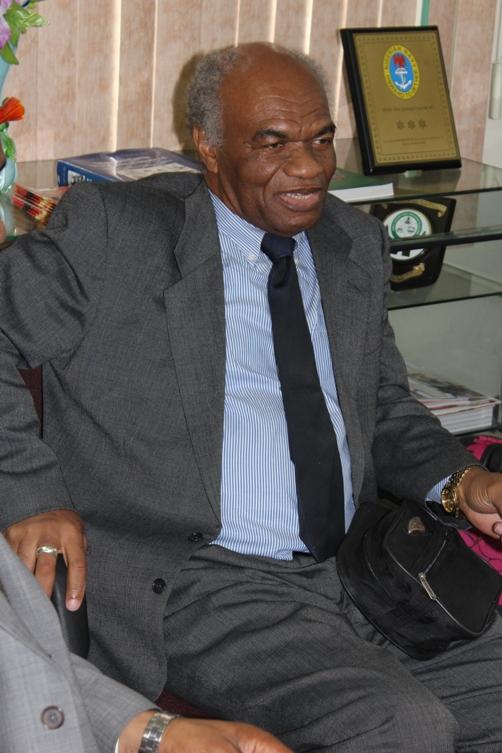 Priority Group International Chairman Mr Clyde Baker
