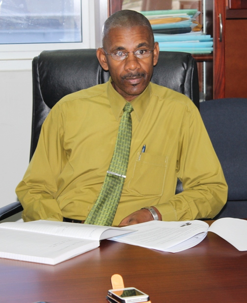 Transport Commissioner, Mr Rueben Cato