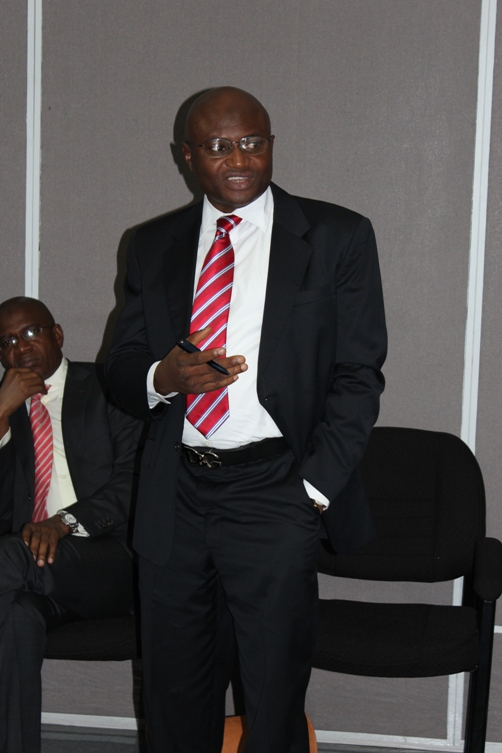 Mr Wale Sonaike, Deputy Managing Director (AutoReg Franchise)