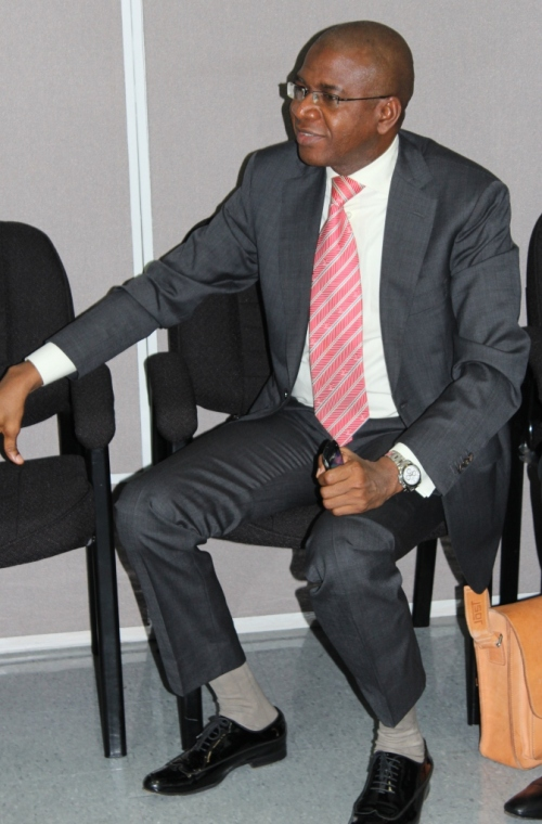 Mr Bola Akindele Group Managing Director, Courteville Business Solutions PLC