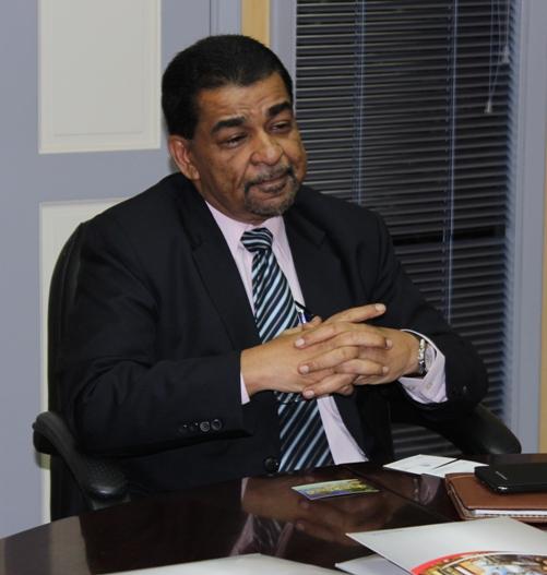 Mr Kelvin Mahabir, President invesTT