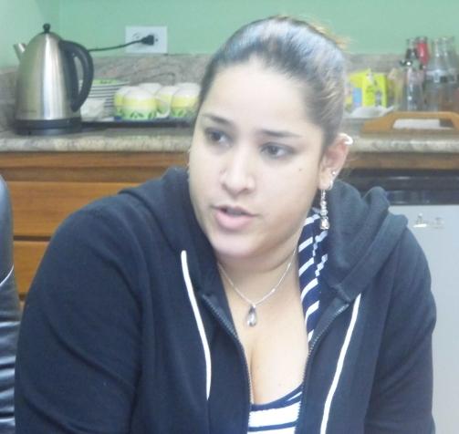 Ms Sian Hoadley, TIC Sales Coordinator