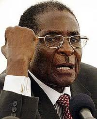 Zimbabwean President Robert Mugabe. Phioto courtesy chillnite.com