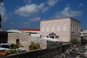 Nidhe israel Synagogue. Photo courtesy totallybarbados.com