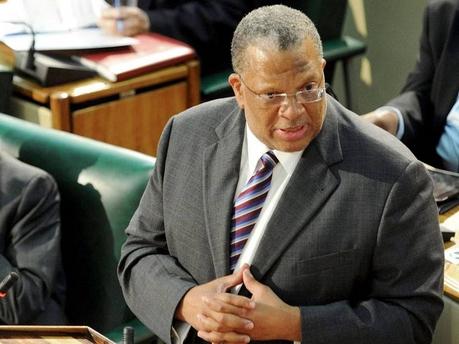 Dr Peter Phillips Jamaica