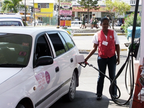 Jamaica gasoline