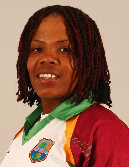 Juliana Nero west indies women cricket