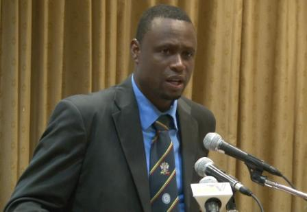 Minister of Education Honourable Nigel Carty
