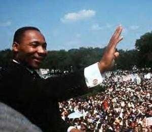 Martin Luther King. Photo courtesy harlemcondolife.com