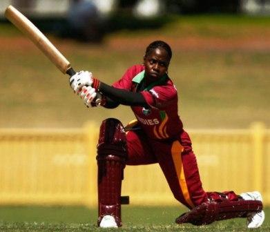 West Indies Women Cricket. Shanel Daley