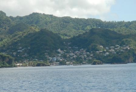 St Vincent & the Grenadines Coastline. Photo by Robertson Henry