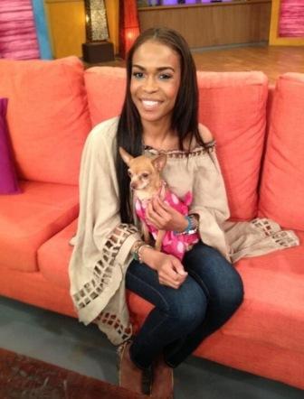 Michelle Williams of Destiny's Child