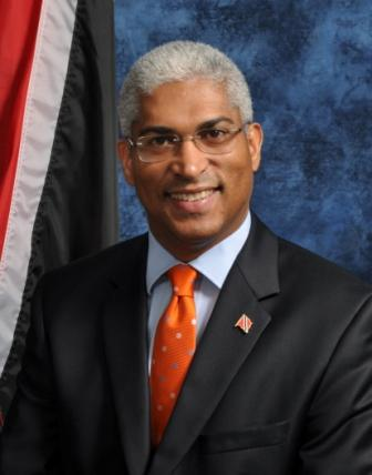 H.E Garvin Nicholas High Commissioner for Trinidad & Tobago