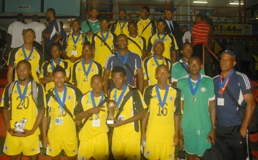 SAINT LUCIA - Windward Islands football silver princes