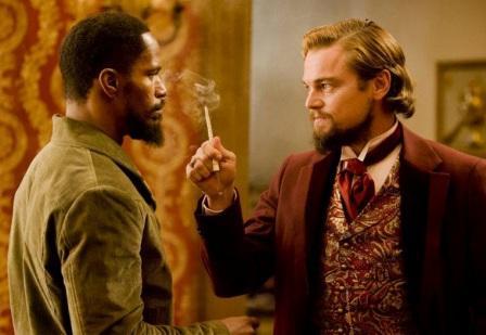 Scene from Django