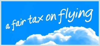 Fair Tax on Flying