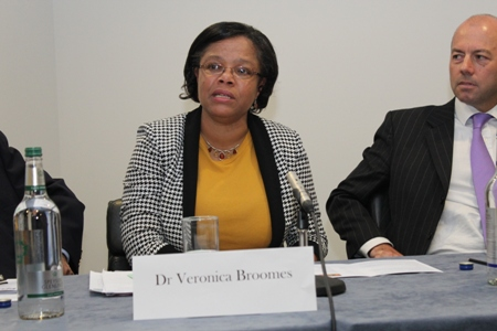Dr. Veronica Broomes