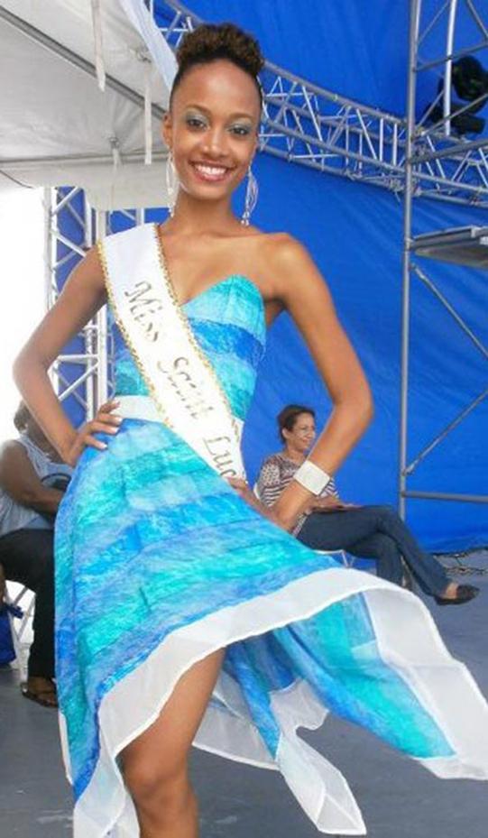 Roxanne Didier Nicholas.Photo courtesy Robertson henry