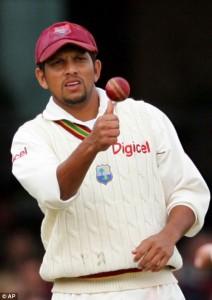 Windies Cricketer Ramesh Sarwan