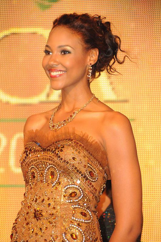 Jamaica's Gina Hargitay. Photo courtesy missosology.info