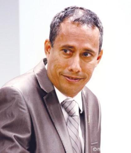Trinidad and Tobago Minister of National Security and Immigration Gary Griffith. Photo courtesy http://eternalpantomime.com/