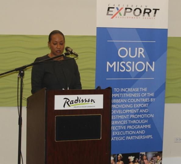 Pamela Coke-Hamilton, Executive Director, Caribbean Export