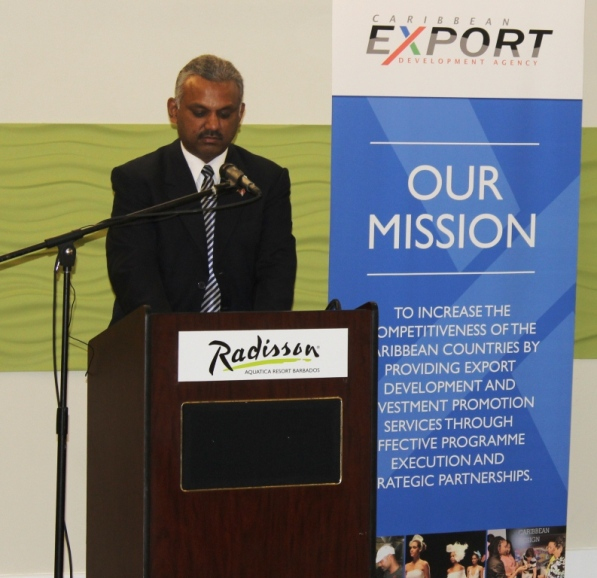 The Hon. Rudranath Indarsingh, Minister of State, Ministry of Finance and Economy, Trinidad and Tobago