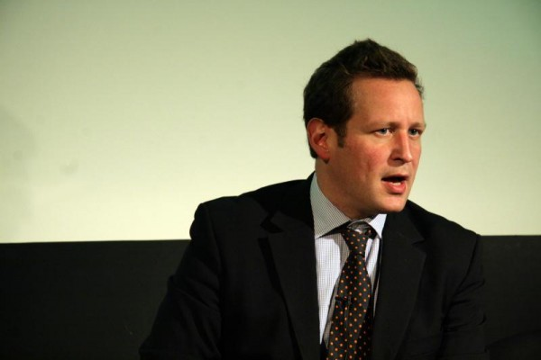 Ed Vaizey. Photo courtesy The TV Collective