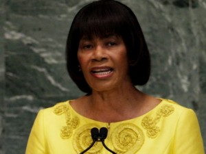Prime Minister Portia Simpson Miller. Photo courtesy jamaica-gleaner.com