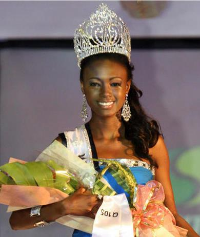 Miss Honduras, Kenia Martinez