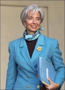 IMF's Christine Lagarde. Photo courtesy en.mercopress.com
